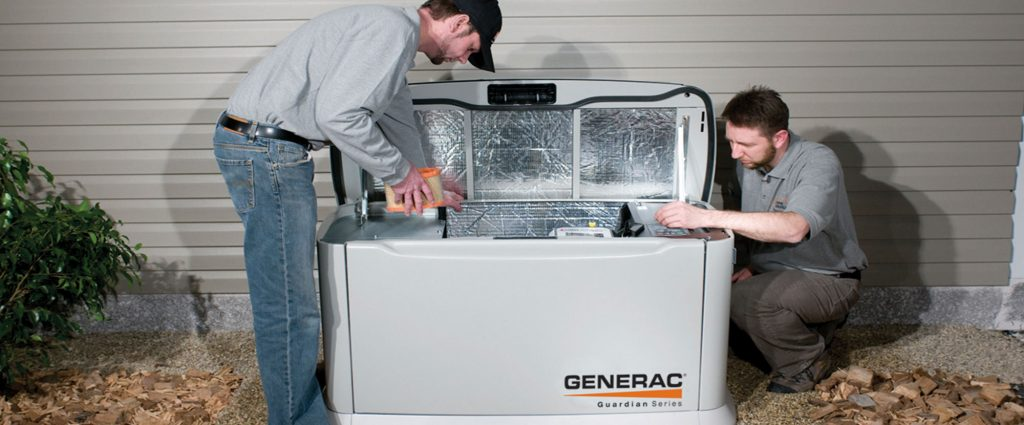 generator service and repair in new orleans